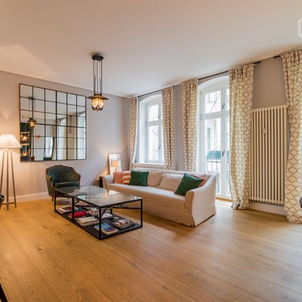 Rent this 1 bed apartment on Sophienstraße 4 in 10178 Berlin, Germany