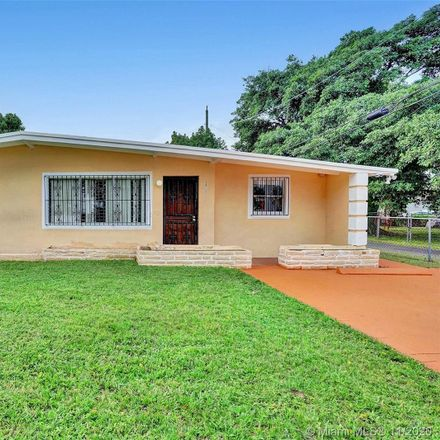 Rent this 3 bed house on 13340 Northwest 11th Avenue in North Miami, FL 33168