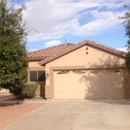 Rent this 3 bed house on 861 South Honeysuckle Lane in Gilbert, AZ 85296