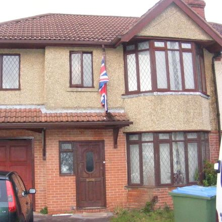 Rent this 7 bed house on 30 Granby Grove in Southampton SO17 3RZ, United Kingdom