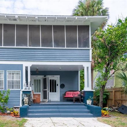 Rent this 0 bed duplex on 605 South Newport Avenue in Tampa, FL 33606