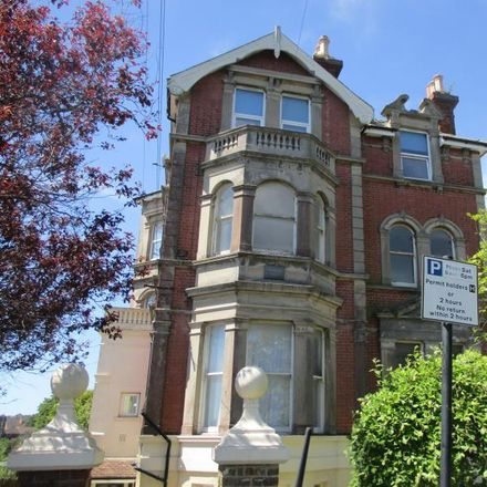 Rent this 1 bed apartment on Wykeham Road in Hastings TN34 1UA, United Kingdom