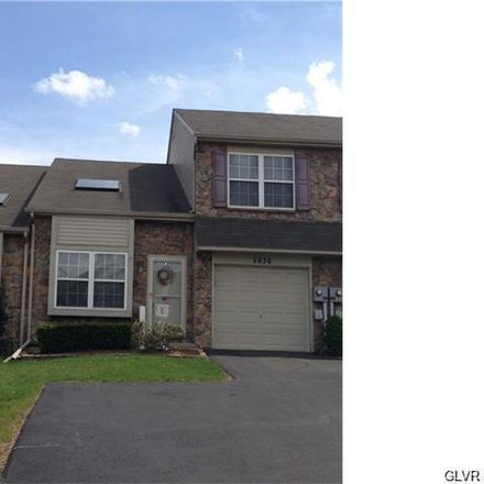 Rent this 3 bed loft on Stonecroft Ln in Allentown, PA