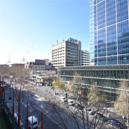 Rent this 2 bed apartment on 410/181 Exhibition Street