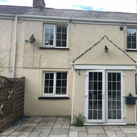 Rent this 3 bed house on Danygraig Road in Llanharan CF72 9NX, United Kingdom