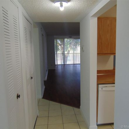 Rent this 2 bed condo on 7840 Northwest 50th Street in Lauderhill, FL 33351