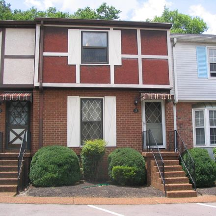 Rent this 2 bed townhouse on 2121 Acklen Avenue in Nashville, TN 37212