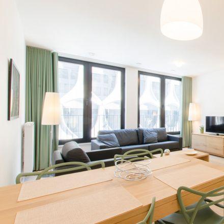 Rent this 1 bed apartment on BNP Paribas Fortis in Rue du Fossé aux Loups - Wolvengracht 48, 1000 Ville de Bruxelles - Stad Brussel