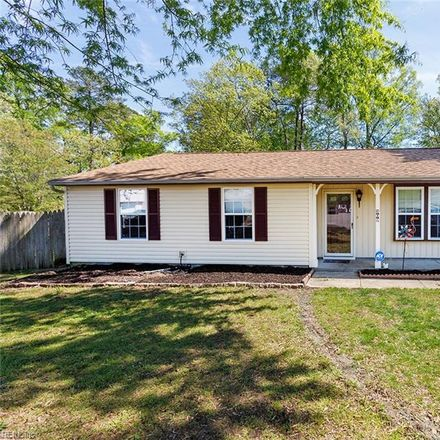 Rent this 3 bed house on 309 Tower Lane in Newport News, VA 23608