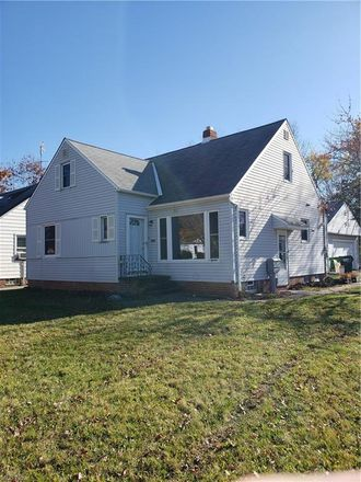 Rent this 4 bed house on 13200 Silver Road in Garfield Heights, OH 44125