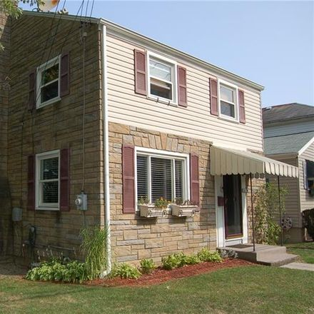 Rent this 3 bed house on 330 Wilcox Street in Carnegie, PA 15106