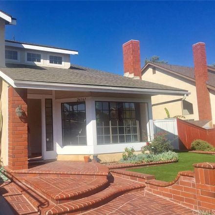 Rent this 3 bed house on 26161 Roscommon Court in Lake Forest, CA 92630