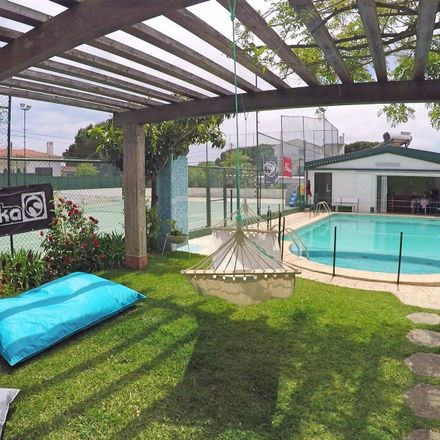 Rent this 1 bed house on Rua António Flores in 2820-160 Charneca de Caparica e Sobreda, Portugal
