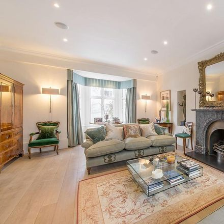 Rent this 7 bed house on 31 Victoria Road in London W8 5RF, United Kingdom
