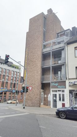 Rent this 2 bed apartment on Sandradstraße 9 in 41061 Mönchengladbach, Germany