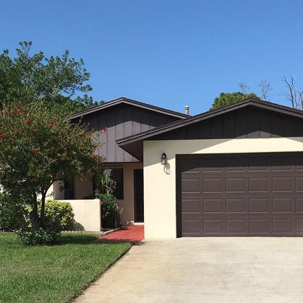 Rent this 3 bed house on Myrtlewood Ln in Melbourne, FL