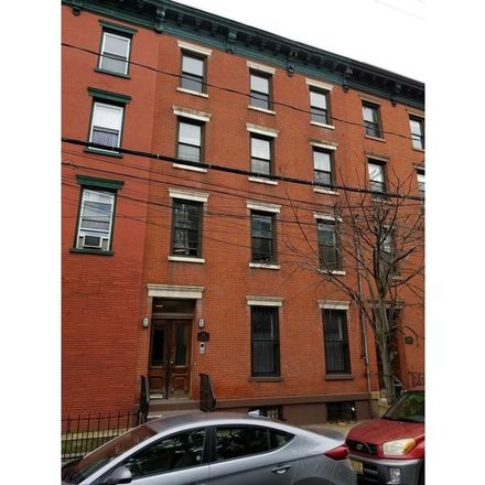 Rent this 2 bed apartment on 1st St in Jersey City, NJ