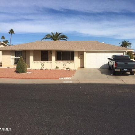 Rent this 1 bed house on 14409 North Sarabande Way in Maricopa County, AZ 85351