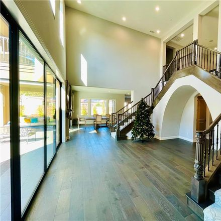 Rent this 5 bed house on Villoria in Irvine, CA