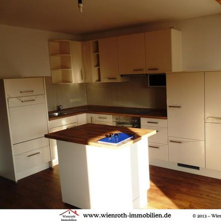 Rent this 2 bed apartment on Autohaus Jena-Rothenstein KG in Stadtrodaer Straße, 07749 Jena