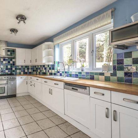 Rent this 4 bed house on Springfield Road in Surrey Heath GU15 1AE, United Kingdom