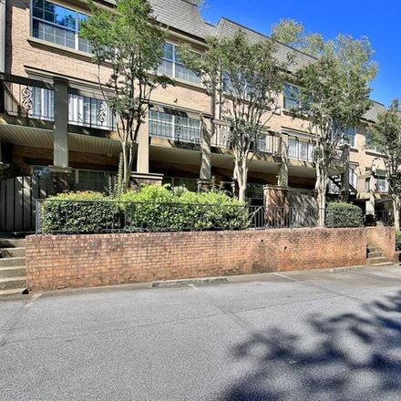 Rent this 2 bed condo on 6980 Roswell Road in Sandy Springs, GA 30328