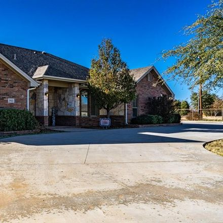 Rent this 4 bed house on Tumbleweed Trl in Midland, TX
