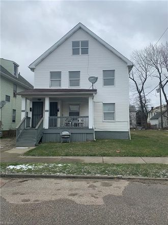 Rent this 4 bed duplex on 877 Rudyard Road in Cleveland, OH 44110
