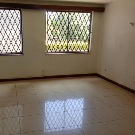 Rent this 3 bed apartment on Shree Hanuman Temple in Muthithi Road, Nairobi