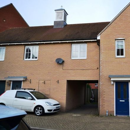 Rent this 2 bed house on Rose Allen Avenue in Colchester CO2 8WL, United Kingdom