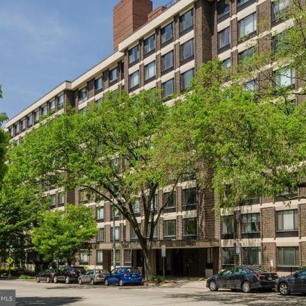 Rent this 2 bed condo on 2501 Calvert Street Northwest in Washington, DC 20008