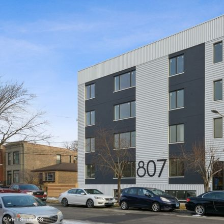 Rent this 3 bed condo on 807 North Francisco Avenue in Chicago, IL 60622
