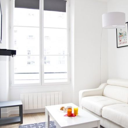 Rent this 1 bed apartment on 316 Rue Saint-Martin in 75003 Paris, France