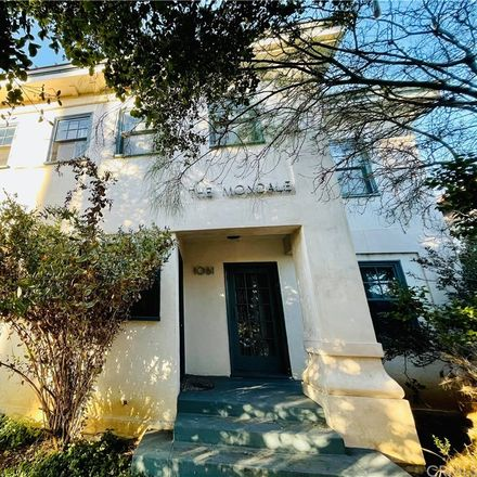 Rent this 3 bed apartment on 1061 East 2nd Street in Long Beach, CA 90802