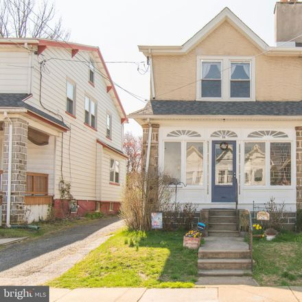Rent this 3 bed townhouse on 26 Waverly Rd in Havertown, PA