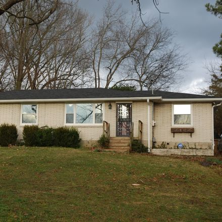 Rent this 3 bed house on 1813 Welcome Lane in Nashville-Davidson, TN 37216