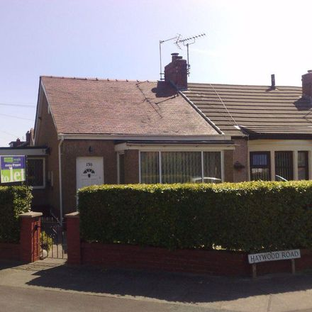 Rent this 1 bed house on Haywood Road in Hyndburn BB5 6BN, United Kingdom
