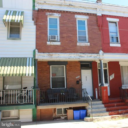 Rent this 3 bed townhouse on 2955 North Bambrey Street in Philadelphia, PA 19132