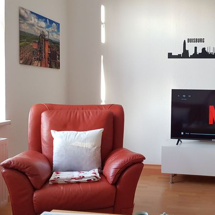 Rent this 1 bed apartment on Bismarckstraße 148 in 47057 Duisburg, Germany