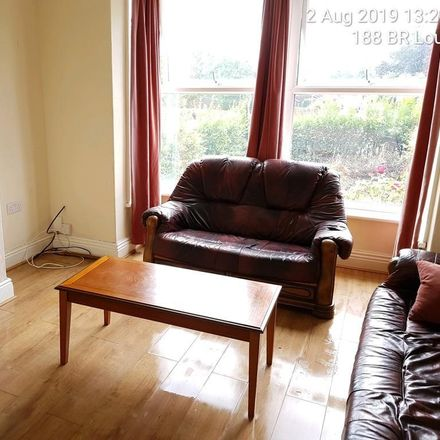 Rent this 4 bed house on Back Burley Lodge Terrace in Leeds LS6 1QA, United Kingdom