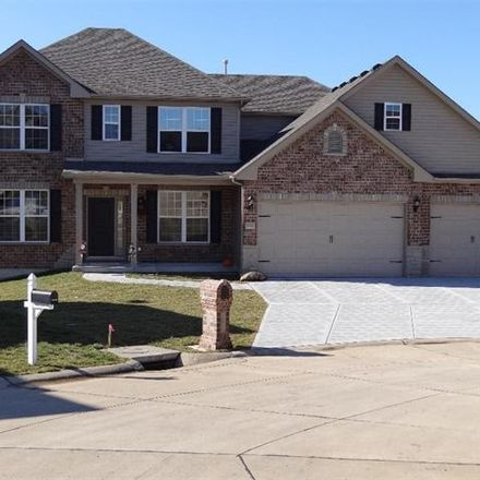 Rent this 4 bed house on Vineyard Ln in Chesterfield, MO