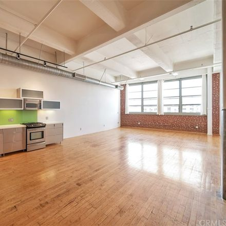 Rent this 1 bed condo on 1850 Industrial Street in Los Angeles, CA 90021