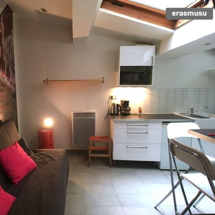 Rent this 0 bed apartment on 15 Rue Pouteau in 69001 Lyon, France