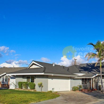 Rent this 4 bed apartment on 2121 Lewis Street in Santa Ana, CA 92706