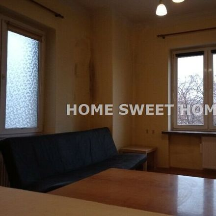 Rent this 1 bed apartment on Podchorążych 47 in 00-722 Warsaw, Poland