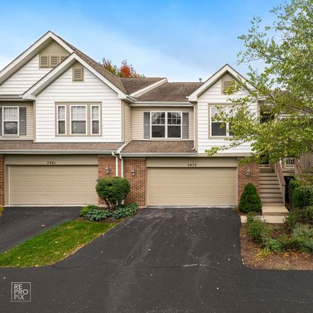Rent this 3 bed townhouse on 2979 Saganashkee Lane in Naperville, IL 60564
