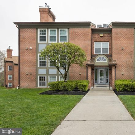 Rent this 2 bed condo on 7 Pipe Hill Court in Towson, MD 21209