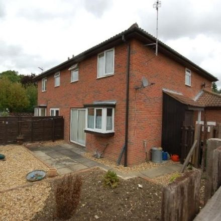 Rent this 1 bed house on Wyatt Close in Huntingdonshire PE26 1LG, United Kingdom