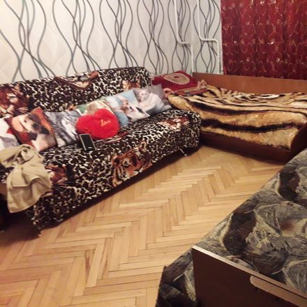 Rent this 1 bed apartment on улица Головачёва 17 in Lyublino District, Moscow
