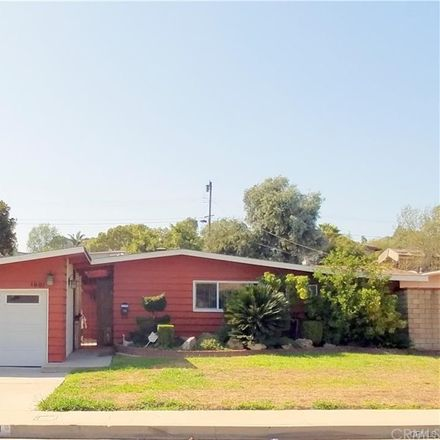 Rent this 3 bed house on 1601 Loma Verde Street in Monterey Park, CA 91754